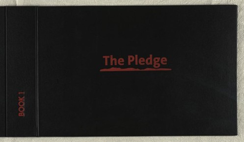 The Pledge - cover of Book One