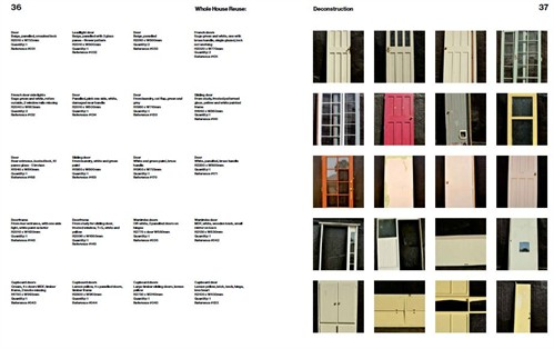 Whole House Reuse catalogue page